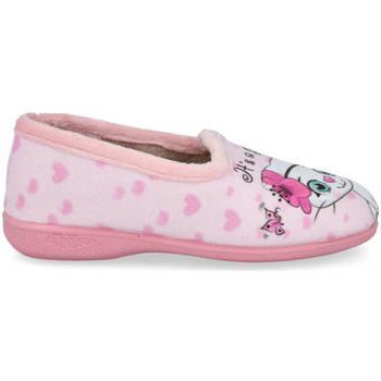 Zapatos Niña Pantuflas Andrea Ruiz 300/89 ROSA
