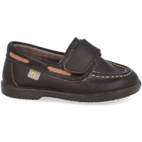Zapatos Niño Mocasín L&R Shoes 74.378 MARRON
