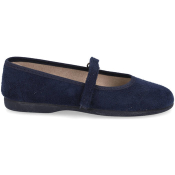 Zapatos Niña Bailarinas-manoletinas Andrea Ruiz 850 AZUL