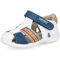 Zapatos Niño Sandalias Titanitos L671 FALCO BLANCO