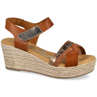Zapatos Mujer Sandalias Oh My Sandals 4706 ROBLE