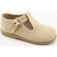 Zapatos Niño Zapatillas bajas Andrea Ruiz 952 BEIG