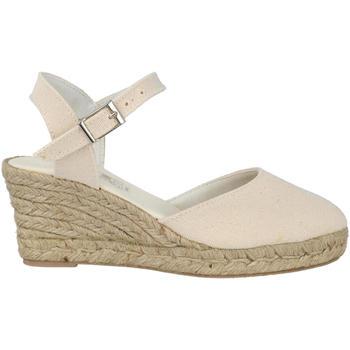 Zapatos Mujer Alpargatas Andrea Ruiz M-52 BEIG