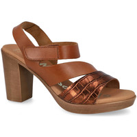 Zapatos Mujer Sandalias Oh My Sandals 4727 ROBLE