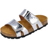 Zapatos Niña Zuecos (Mules) Conguitos KV5 51729 PLATA