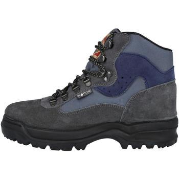Zapatos Hombre Botas de caña baja Notton 755 AZUL