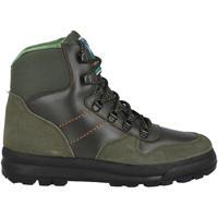 Zapatos Hombre Botas de caña baja Notton 813 KAKI