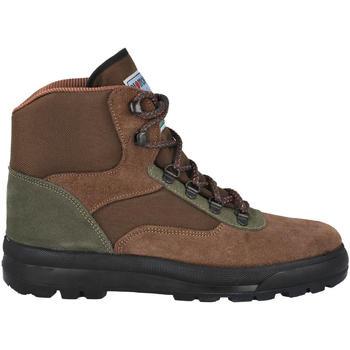 Zapatos Hombre Botas de caña baja Notton 50 MARRON