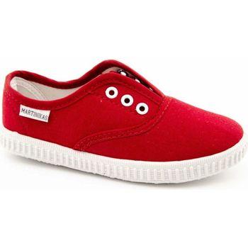Zapatos Niños Tenis L&R Shoes WH-60-001 ROJO