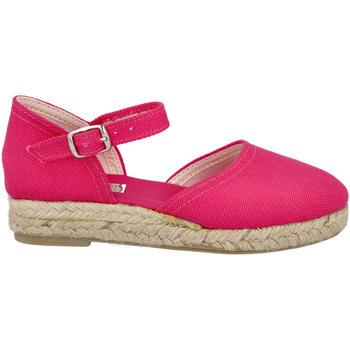 Zapatos Niña Alpargatas Andrea Ruiz 262 FUXIA