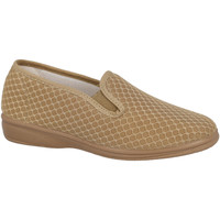 Zapatos Mujer Pantuflas L&R Shoes 600 BEIG