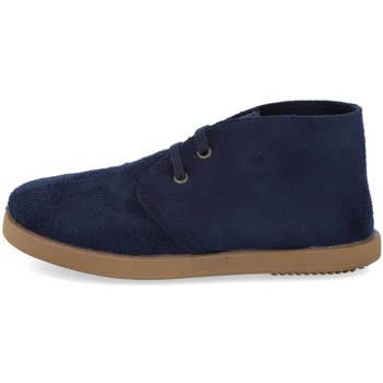 Zapatos Niño Botas de caña baja Andrea Ruiz 1100 AZUL