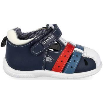 Zapatos Niño Sandalias Titanitos L672 XABIER MULTICOLOR