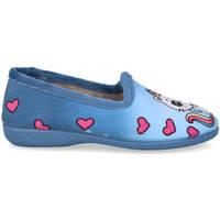 Zapatos Niña Pantuflas Andrea Ruiz 300/85 AZULON