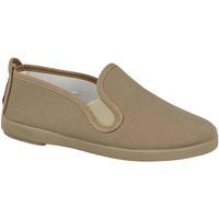 Zapatos Mujer Alpargatas L&R Shoes 500 MUJER BEIG