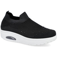 Zapatos Mujer Slip on L&R Shoes YS3601-2 NEGRO