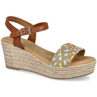 Zapatos Mujer Sandalias Oh My Sandals 4715 ROBLE