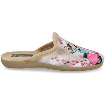 Zapatos Mujer Pantuflas Andrea Ruiz 60/32 BEIG