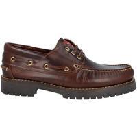 Zapatos Hombre Zapatos náuticos Edward's 1400 EXTRALIGHT MARRON