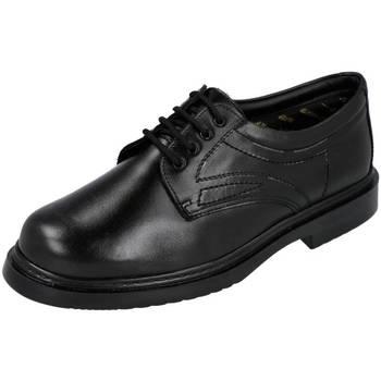 Zapatos Hombre Derbie L&R Shoes 541 NEGRO