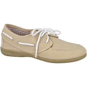 Zapatos Niño Zapatos náuticos Andrea Ruiz 645 BEIG