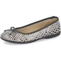 Zapatos Niña Bailarinas-manoletinas Andrea Ruiz 701/547 GRIS