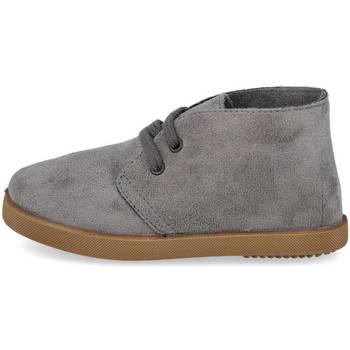 Zapatos Niño Botas de caña baja Andrea Ruiz 1100 GRIS