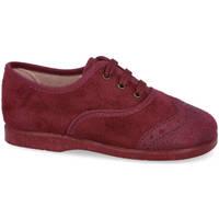 Zapatos Niño Derbie Andrea Ruiz 190 BURDEOS