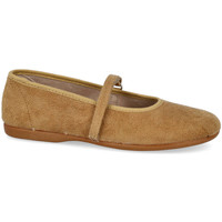 Zapatos Niña Bailarinas-manoletinas Andrea Ruiz 850 BEIG