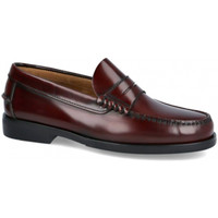 Zapatos Hombre Mocasín Edward's 1001B BURDEOS