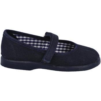 Zapatos Niña Bailarinas-manoletinas Andrea Ruiz 950 AZUL