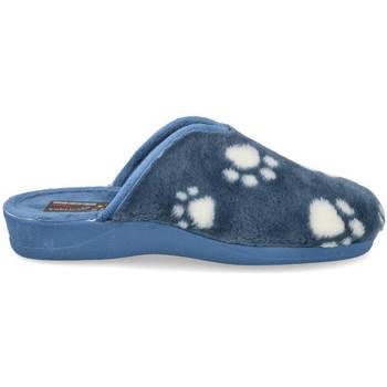Zapatos Mujer Pantuflas Andrea Ruiz 410 AZULON