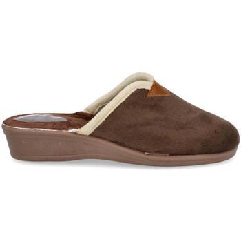 Zapatos Mujer Pantuflas Andrea Ruiz 311 MARRON
