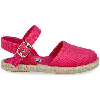 Zapatos Niña Alpargatas Andrea Ruiz 263/P FUXIA
