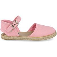 Zapatos Niña Alpargatas Andrea Ruiz 263/P ROSA