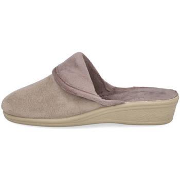 Zapatos Mujer Pantuflas Andrea Ruiz 306 BEIG