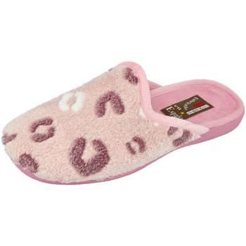 Zapatos Mujer Pantuflas Andrea Ruiz 60/HANOI ROSA