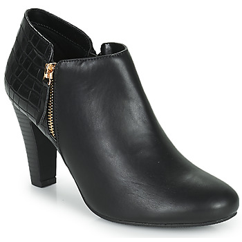 Zapatos Mujer Low boots Moony Mood PERRINE Negro