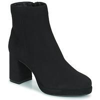 Zapatos Mujer Botines Moony Mood PORTUNA Negro