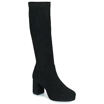 Zapatos Mujer Botas urbanas Moony Mood PENILA Negro