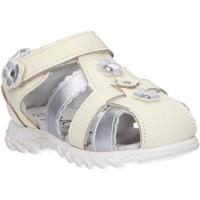 Zapatos Niña Sandalias Urban B130904-B1153 Blanco