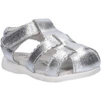Zapatos Niña Sandalias Urban B127714-B1153 Plateado