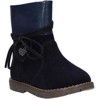 Zapatos Niña Botas de caña baja Urban B172183-B1758 Azul