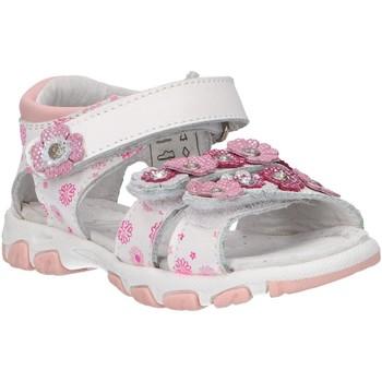 Zapatos Niña Sandalias Urban B120304-B1392 Blanco
