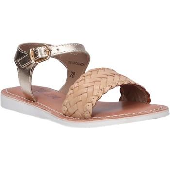 Zapatos Niña Sandalias MTNG 47241 Beige
