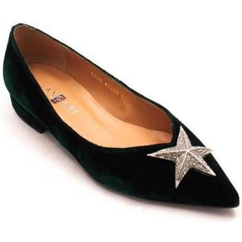 Zapatos Mujer Bailarinas-manoletinas Angari 41309 Verde