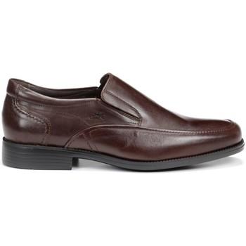 Zapatos Hombre Mocasín Fluchos 7996 MALLORCA RAFAEL MOCASIN CAFE