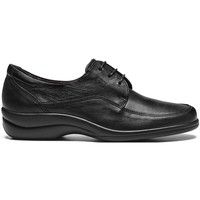 Zapatos Hombre Derbie Fluchos DE  6626 STK SANOTAN PROFESIONAL NEGRO