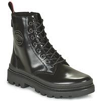 Zapatos Botas de caña baja Palladium PALLATROOPER Negro