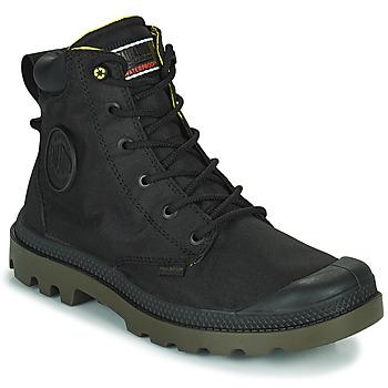 Zapatos Botas de caña baja Palladium PAMPA RECYCLED Negro